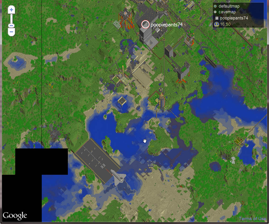 Minecraft shuttle mapview Finally, here is a funny as hell article from Box Office about the set of a ...